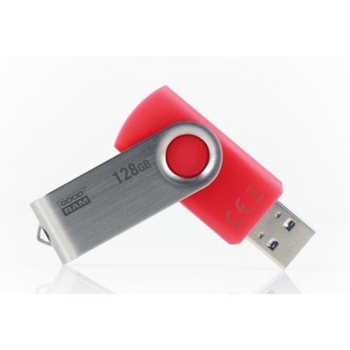 Goodram Storage  Flashdrive 'Twister' 128GB USB3.0 Red