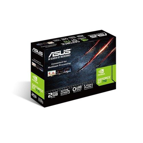 Asus ASUS GT710-SL-2GD5-BRK NVIDIA GeForce GT 710 2 GB GDDR5