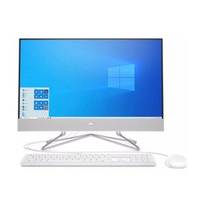 Hewlett Packard HP AIO 23.8 F-HD TOUCH / Ryzen. 5-3500U / 8GB / 1TB+256GB / DVD / WIT / W10