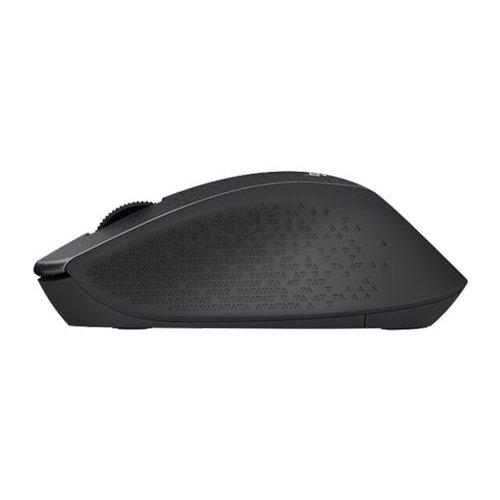Logitech Ret. Wireless Mouse B330 Black Silent Plus