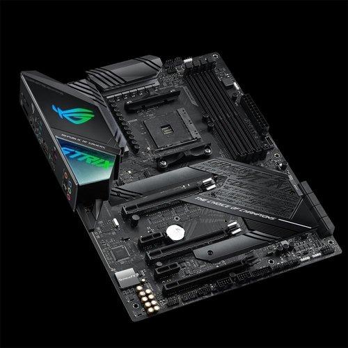 Asus MB ASUS ROG Strix X570-F Gaming AMD X570 Socket AM4 ATX