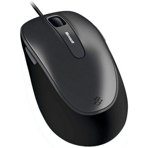 Microsoft Ambidextrous Comfort Mouse 4500 for Business