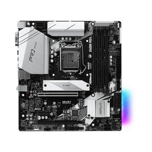 Asrock MB  B460M Pro4 LGA 1200 Micro ATX