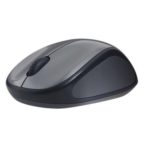 Logitech Ret. Wireless Mouse M235 Black