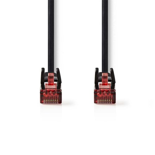 Nedis CAT6 UTP-Netwerkkabel/RJ45 5m Zwart
