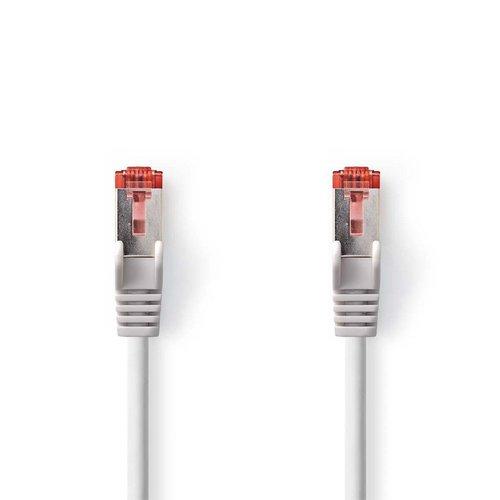 Nedis CCGP85221GY20 netwerkkabel Grijs 2 m Cat6 SF/UTP (S-FTP)