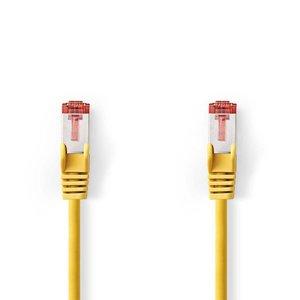 Nedis CCGP85221YE20 netwerkkabel Geel 2 m Cat6 S/FTP (S-STP)