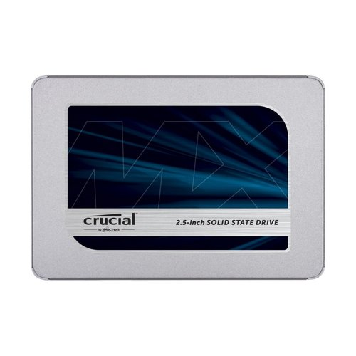 Crucial SSD  MX500 250GB 2.5inch  560MB/s Read 510 MB/s