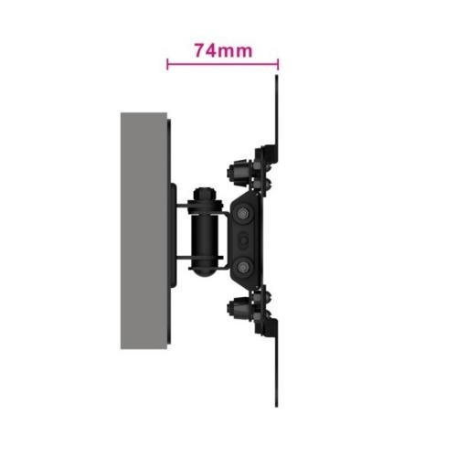 "Ewent Easy Turn TV wall mount M, 13"" - 42"""