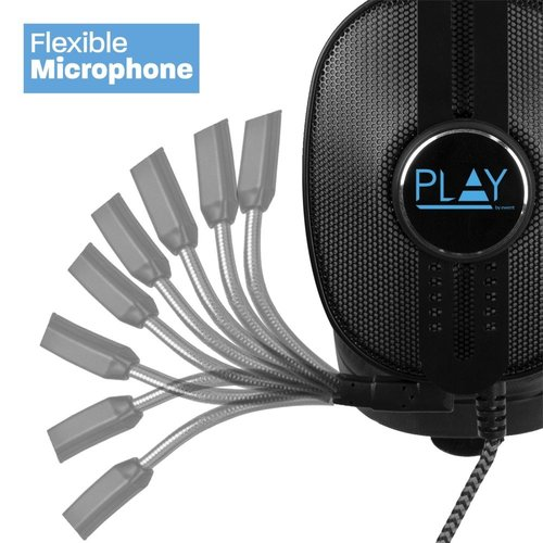 Ewent Play Gaming RGB Headset with microphone