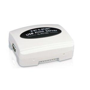 TP-Link TP-LINK TL-PS110U print server Wit Ethernet LAN