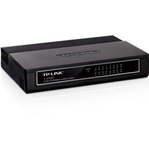 TP-Link TP-LINK TL-SF1016D Unmanaged Fast Ethernet (10/100) Wit