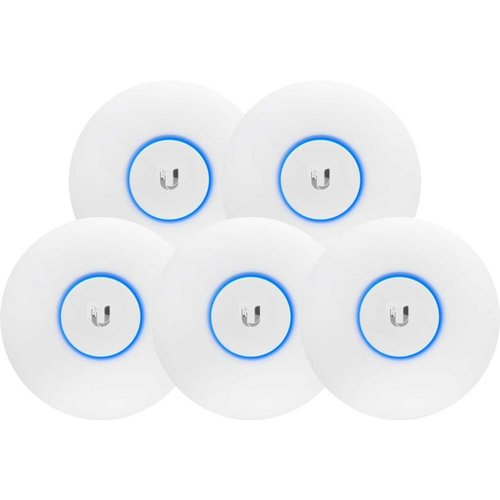 Ubiquiti UniFi Indoor, 2.4GHz/5GHz, 5-pack