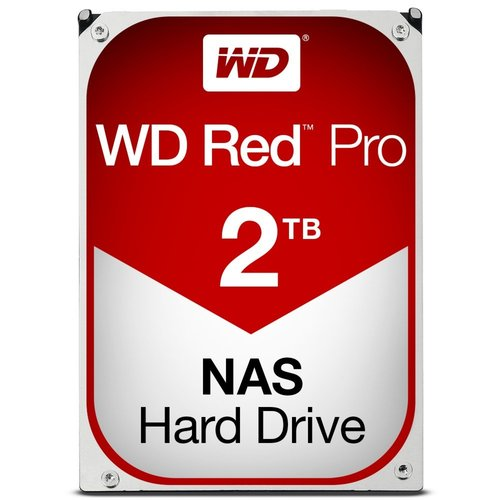 "Western Digital Red Pro 3.5"" 2000 GB SATA III"