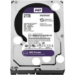 "Western Digital Purple 3.5"" 2000 GB SATA III HDD"
