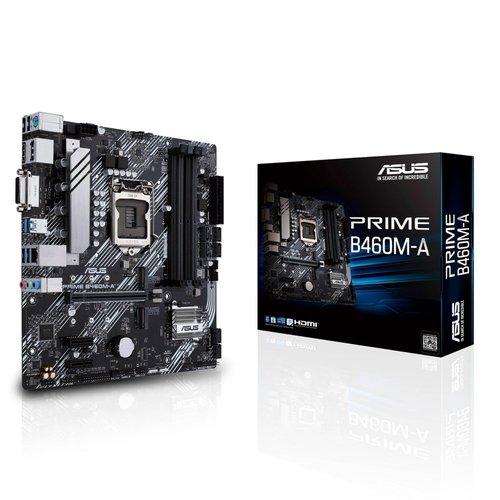 Asus ASUS PRIME B460M-A Intel B460 micro ATX