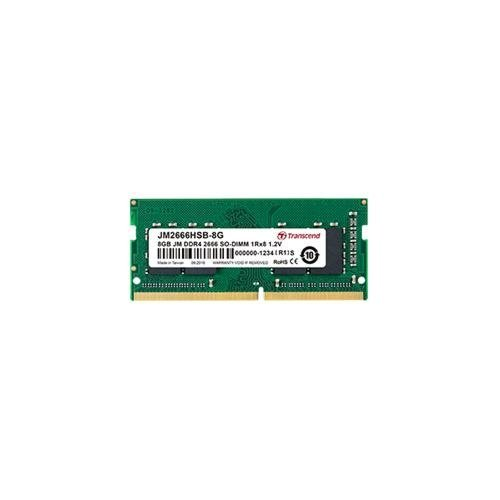Transcend MEM  JetRam 8 GB 1x8GB DDR4 2666 MHz SODIMM