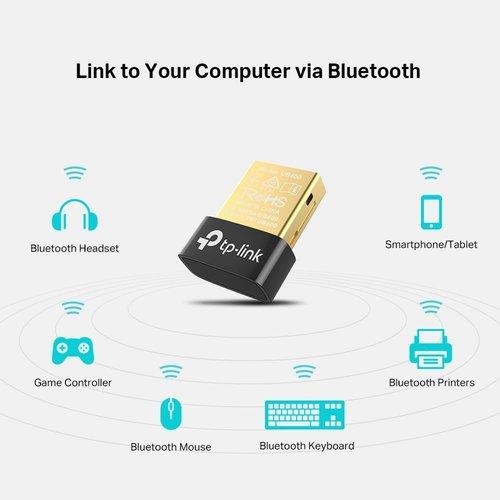 TP-Link UB400 Bluetooth 4.0 Nano USB Adapter