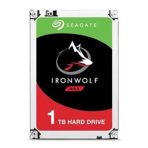 "Seagate IronWolf ST1000VN002 interne harde schijf 3.5"" 1000 GB SATA III"