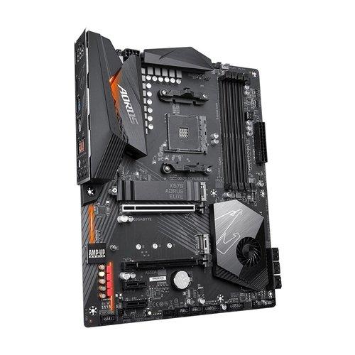Gigabyte MB  X570 AORUS ELITE Socket AM4 ATX