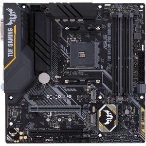 Asus ASUS TUF B450M-PRO GAMING AMD B450 Socket AM4 micro ATX
