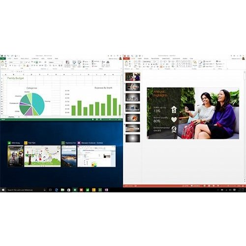 Microsoft Windows 10 Pro 64bits OEM UK