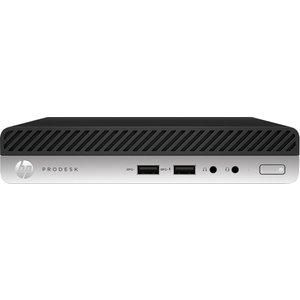 Hewlett Packard HP Desk MINI 405 G4 Ryzen 5 2400GE / 256G / 8GB /W10