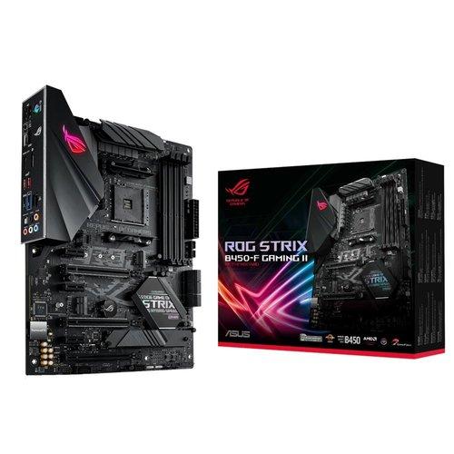Asus ASUS ROG STRIX B450-F GAMING II AMD B450 Socket AM4 ATX