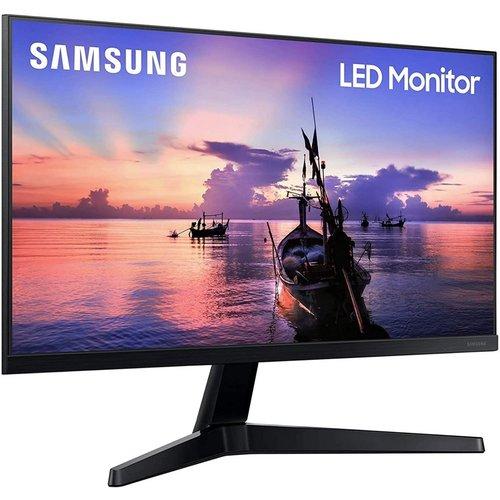 Samsung Mon  24inch F-HD / VGA / HDMI / Black