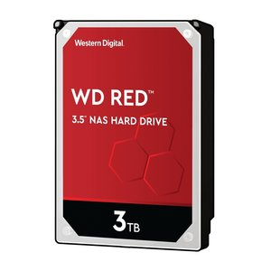 "Western Digital Red 3.5"" 3000 GB SATA III"