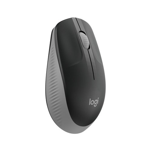 Logitech M190 wireless mouse Grey