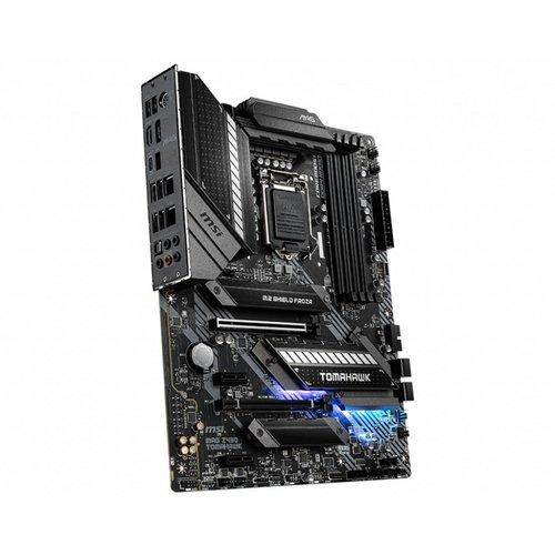 MSI MB  MAG Z490 TOMAHAWK LGA 1200 ATX Intel Z490