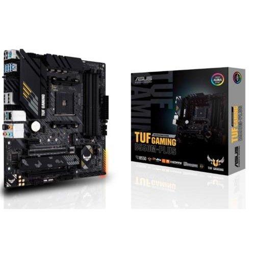 Asus MB  TUF GAMING B550M PLUS AMD B550 AM4 mATX