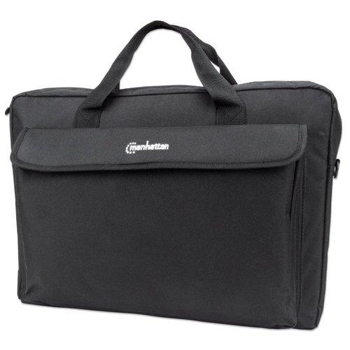 "OEM Manhattan Notebook Bag 17.3"" Black"