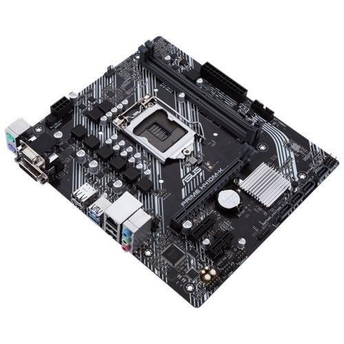 Asus MB  H410M-K / 1200 / HDMI / 2x DDR4 / mATX