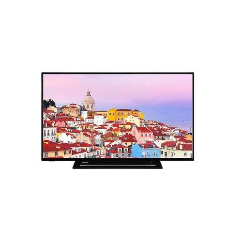 "Toshiba UL3 Series 165,1 cm (65"") 4K Ultra HD Smart TV Wi-Fi Zwart"