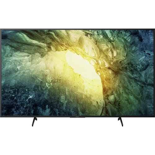 "Sony KD55X7055BAEP tv 139,7 cm (55"") 4K Ultra HD Smart TV Wi-Fi Zwart"
