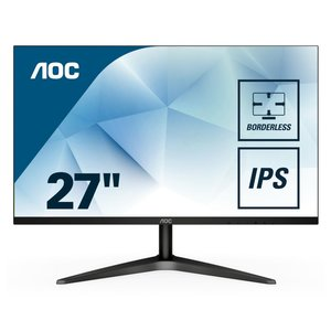 "AOC B1 27B1H computer monitor 68,6 cm (27"") 1920 x 1080 Pixels Full HD LED Zwart"