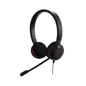 OEM Jabra Evolve 20 UC Stereo Headset Hoofdband USB Type-A Zwart