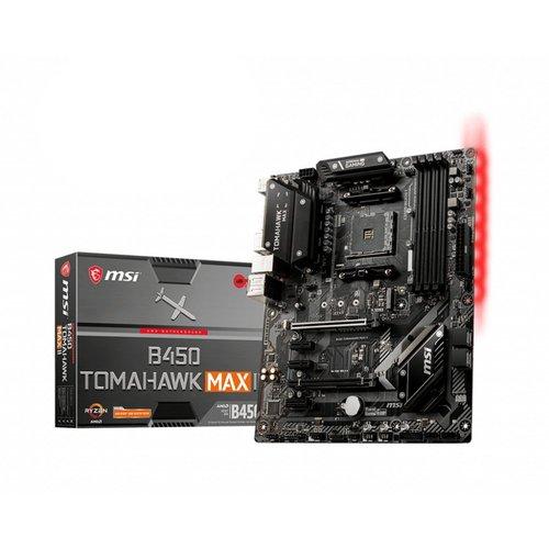 MSI MB  B450 TOMAHAWK MAX II AMD B450 Socket AM4 ATX