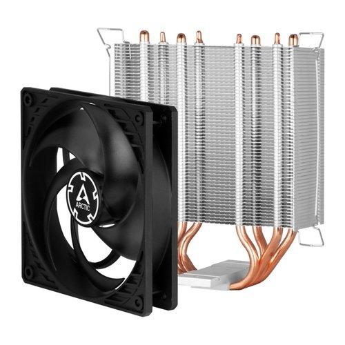 OEM ARCTIC Freezer 34 Processor Koeler 12 cm Aluminium, Zwart
