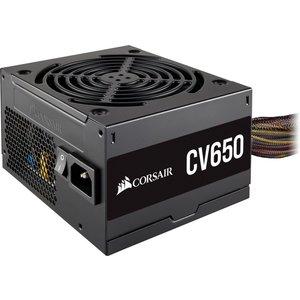 Corsair CV650 power supply unit 650 W 20+4 pin ATX ATX Zwart