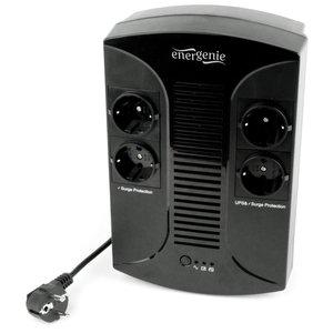 OEM Gembird EG- -002 UPS 0,85 kVA 510 W 4 AC-uitgang(en)