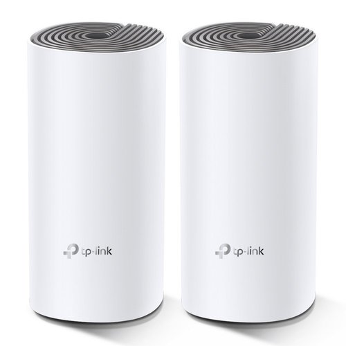 TP-Link TP-LINK Deco E4 (2-pack) Dual-band (2.4 GHz / 5 GHz) Wi-Fi 5