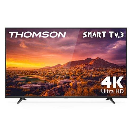 "Thomson 50UG6300 tv 127 cm (50"") 4K Ultra HD Smart TV Wifi Zwart"