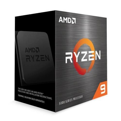 AMD CPU  Ryzen 9 5950X Tray 16x3,4GHz 12-Core