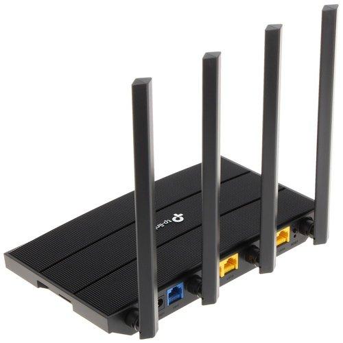 TP-Link TP-LINK Archer C6U draadloze router Gigabit Ethernet Dual-ba