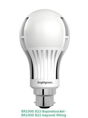 Brightgreen BR1000 Retrofit B22 - Auslaufmodell
