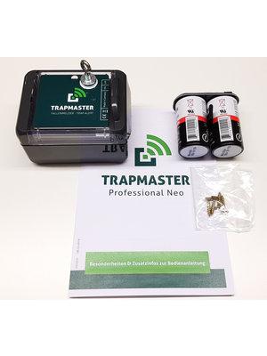 TRAPMASTER Neo (Magnetabriss v. Gehäuse & Neigungssensor) Fallenmelder