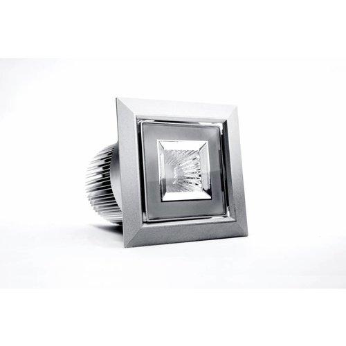 D900 Cube v2 LED-Einbaustrahler: Edel und innovativ mit quadratischem Lichtstrahl